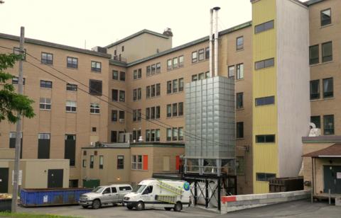 Sonic - Réalisation biomasse à l'Hôpital des Etchemins - 1